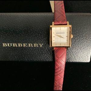 Burberry Swiss Quartz Ladies Watch